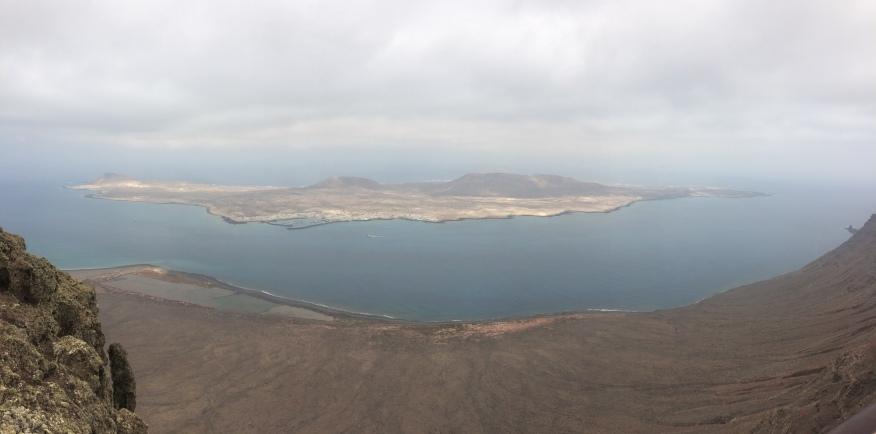 View from Mirador Del Rio, César Manrique