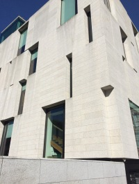 Grafton Architects, Trinity College