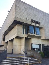Berkeley Library, Trinity College